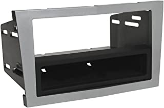 SCOSCHE SN1528LGB 2008-09 Saturn Astra (Light Grey) Double DIN or DIN w/Pocket Install Dash Kit