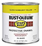 Rust-Oleum High-Performance Protective Enamel Oil-Based Paint