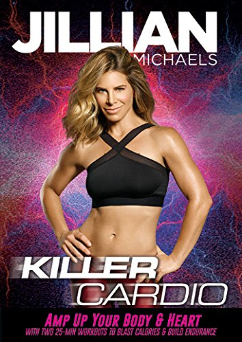 Jillian Michaels - Killer Cardio - New for 2018