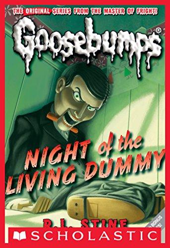 Night of the Living Dummy (Classic Goosebumps #1) (English Edition)