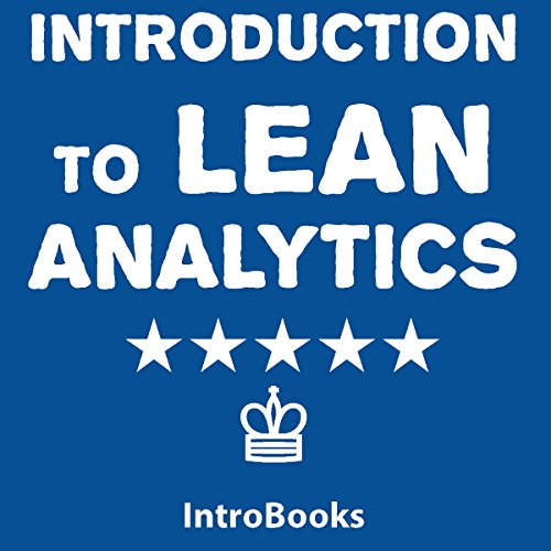 Introduction to Lean Analytics audiobook cover art