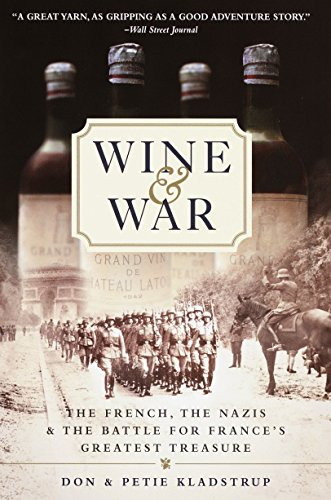 Price comparison product image Wine and War: The French,  the Nazis,  and the Battle for France's Greatest Treasure