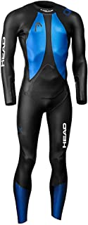 Head OW X-Tream Fullsuit 4.3.2 Man Traje Neopreno, Hombre, Black Blue, XL