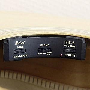 Belcat Iris-2 Sound Hole Preamp