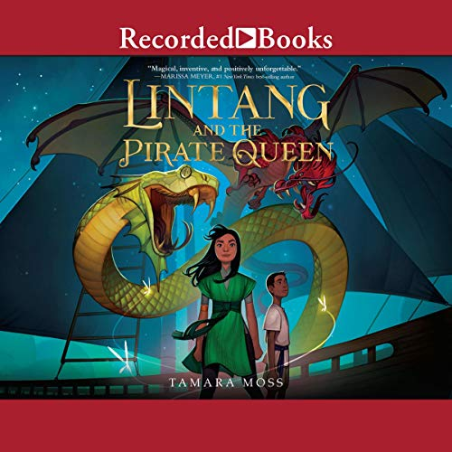 Page de couverture de Lintang and the Pirate Queen