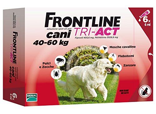 Capaldo FRONTLINE TRI-ACT KG. 40-60 (6P) OFF. SPECIALE PZ