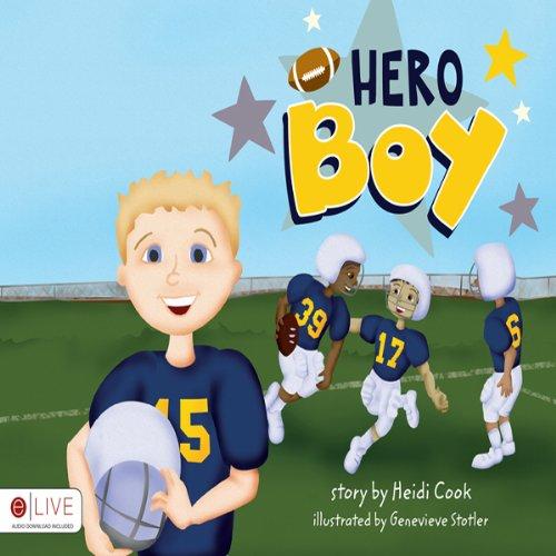Hero Boy copertina