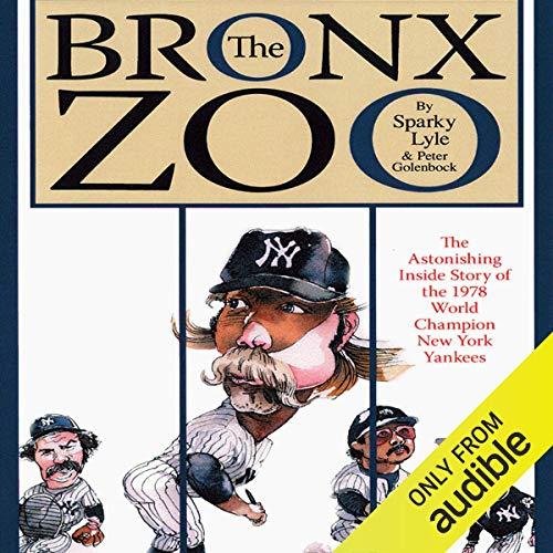 The Bronx Zoo audiobook cover art