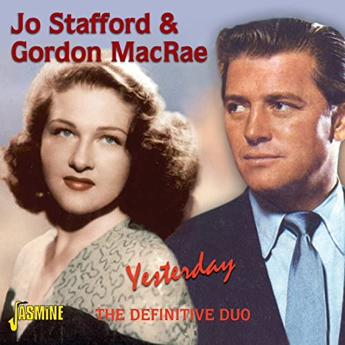Jo Stafford & Gordon MacRae