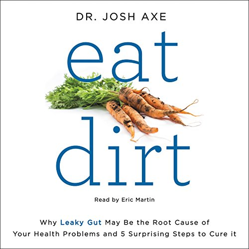 Eat Dirt audiobook cover art
