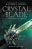 Crystal Blade (Burning Glass Book 2) (English Edition)