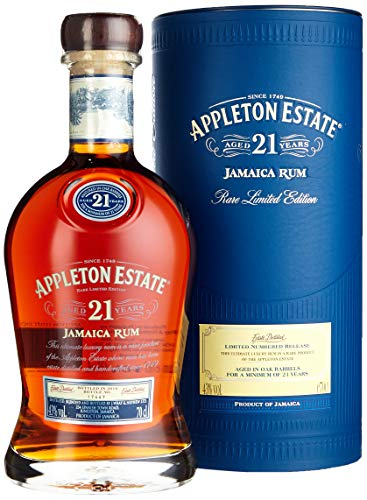 Appleton Estate Rum 21 Jahre (1 x 0.7 l)