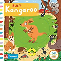 Busy Kangaroo (Busy Books)