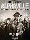 Alphaville Poster Drucken (27,94 x 43,18 cm)