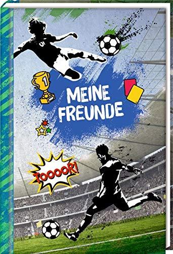 Freundebuch - Fußball - Meine Freunde