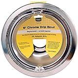 Frigidaire 5304430993 Drip Bowl, Chrome, 6-Inch