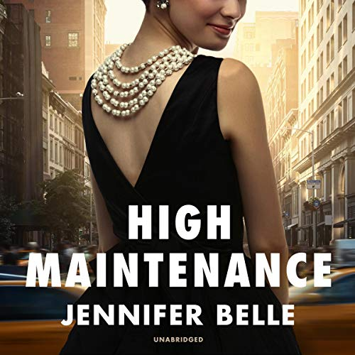 High Maintenance audiobook cover art