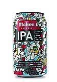 Mahou - 5 Estrellas Session IPA Cerveza Dorada Indian Pale Ale, 4.5% de Volumen de Alcohol - Lata de 33 cl