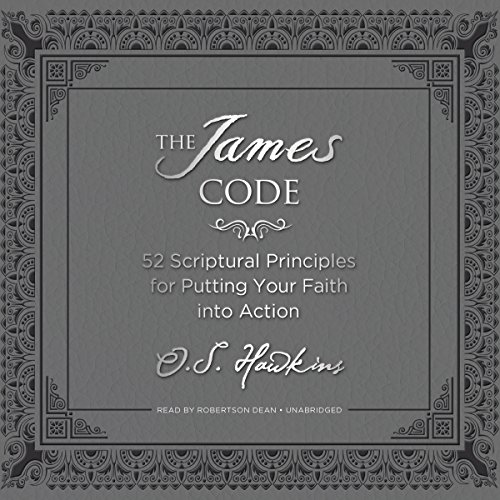 The James Code copertina
