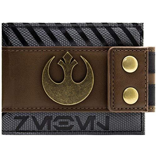 Star Wars Rogue EIN Rebell Symbol Braun Portemonnaie Geldbörse