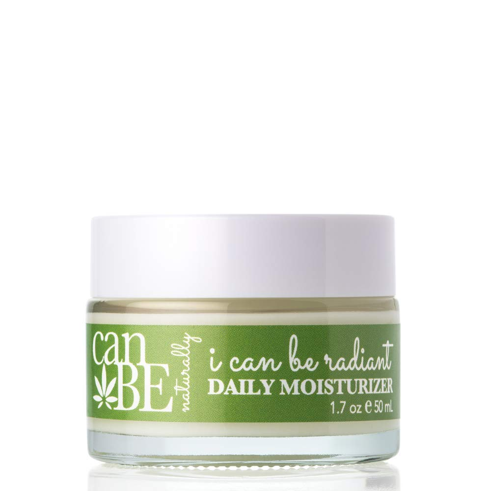canBE naturally i New Free Shipping can New product type be radiant Hemp with See MOISTURIZER DAILY