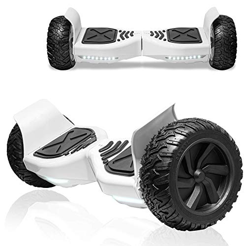 TPS All-Terrain Off-Road Hoverboard 8.5' Wheels...