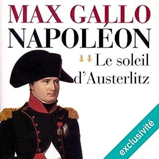Le soleil d'Austerlitz audiobook cover art