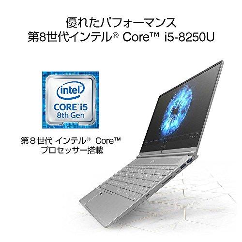 51CWqg11lWL-MSIがリリースした「PS42 8RB」という14インチノートパソコンが良さそう!