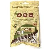 柘製作所(tsuge) OCB・ナチュラルバリューパック スリムフィルター120個 ペーパー1ブックレット 入り #78536 ×4パック 手巻きタバコ