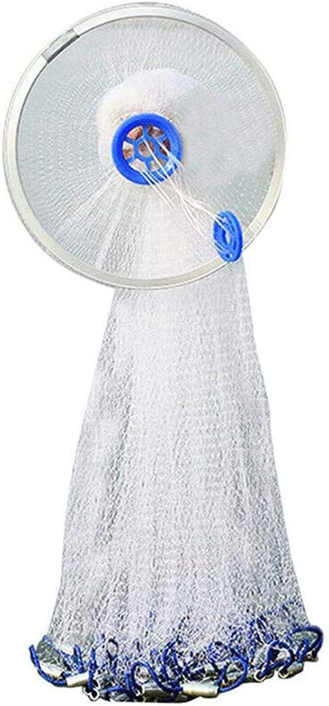 f9e7f51b8535 Hand Made Fishing Cast Salt Saltwater Fishing Net ...