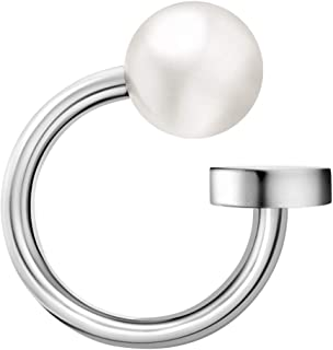 Calvin Klein Bubbly Women's Stainless Steel Ring