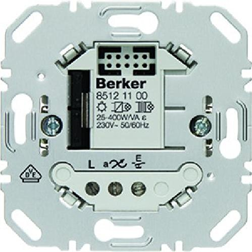 BERKER 85121100 Bewegungsmelder, 230 V, Metallisch