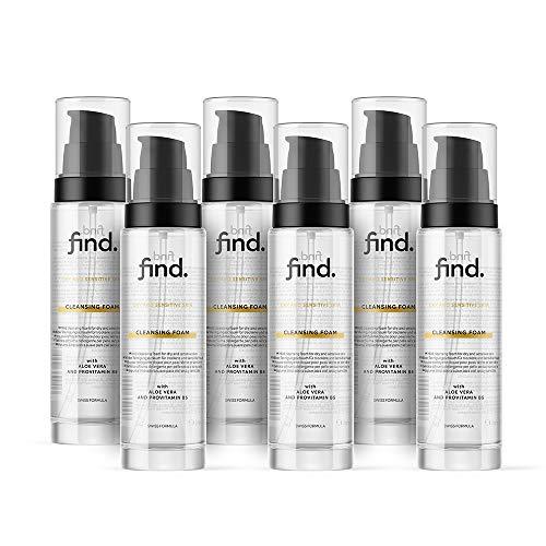 FIND - Reinigungsschaum für trockene und sensible Haut ( 6 x 150 ml )