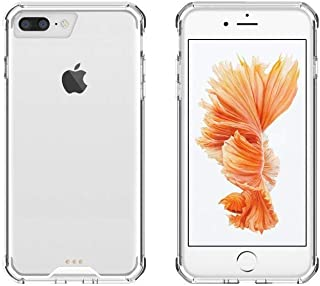 Asuwish iphone 8 Plus, iphone 7 Plus, ultimate protection Case, Crystal Clear