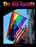 The Gay Agenda: Composition Notebook 100 Pages 50 Sheets 7.44' x 9.69' College Ruled Writing Book 13.97 cm by 21.59 cm from Family Cutey