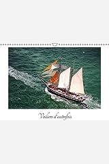 Voiliers d'autrefois (Calendrier mural 2017 DIN A3 horizontal): Photos aériennes d'anciens voiliers (Calendrier mensuel, 14 Pages ) Broché