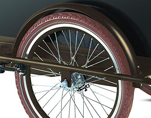 Lastenfahrrad E-Bike Voozer Lastenrad Transportrad Bild 4*
