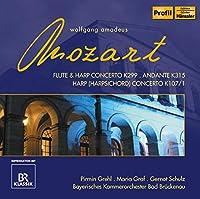 Concertos for Flute & Harp