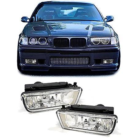 Jom Car Parts Car Hifi Gmbh 82874 Nebelscheinwerfer Smokeglas Auto