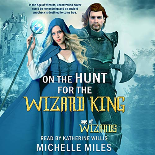 On the Hunt for the Wizard King cover art