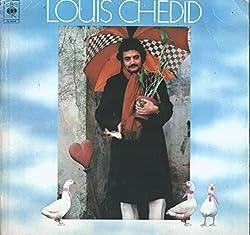 Louis Chedid: Le Jeu De L'oie De Louis LP VG+/NM Canada CBS FS 90345