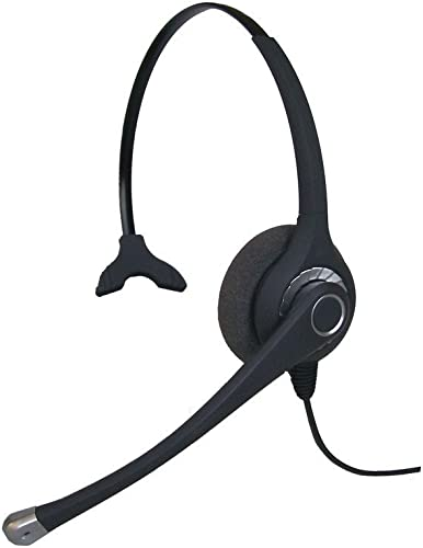 discount USB Ultra Monaural outlet online sale Headset for use on Your Computers via USB, Straight Corded USB Headset, NO QD - Volume outlet sale and Mute Control on Cord online