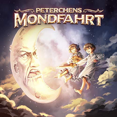 Couverture de Peterchens Mondfahrt