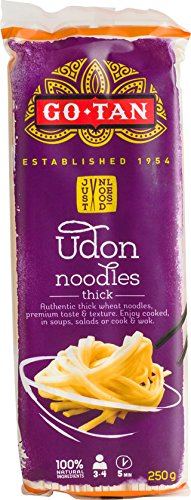 UDON NOODLES fideos chinos 250gr.