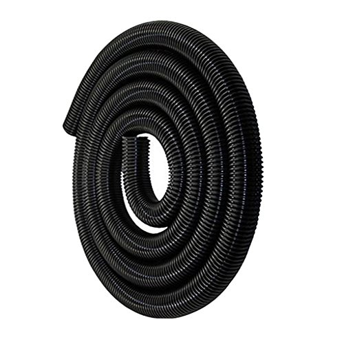 SGerste Tuyau de rechange pour aspirateur Tuyau fileté Diamètre intérieur : 50 mm