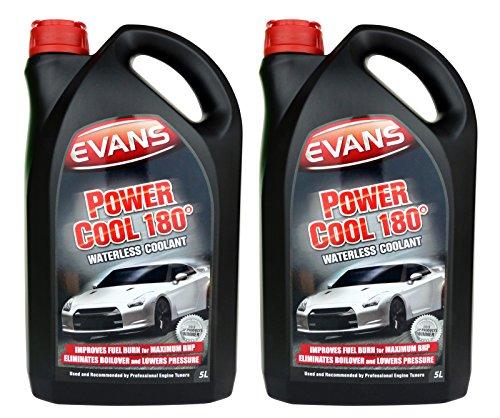 Evans Power Cool 180 Kühlmittel ohne Wasser 2 x 5 Liter
