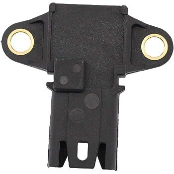Intake Manifold Pressure MAP Sensor for BMW X3 X5 X6 Z4 3.0L 4.4L 13627551429 US