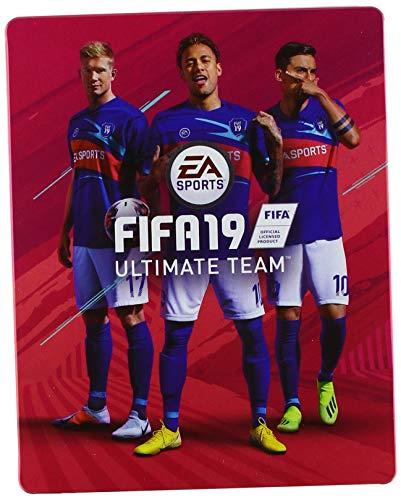 FIFA 19: Ultimate Edition + Steelbook   Xbox One - Download Code [Importación alemana]