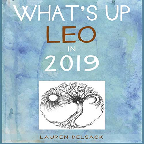 What's Up Leo in 2019 audiobook cover art