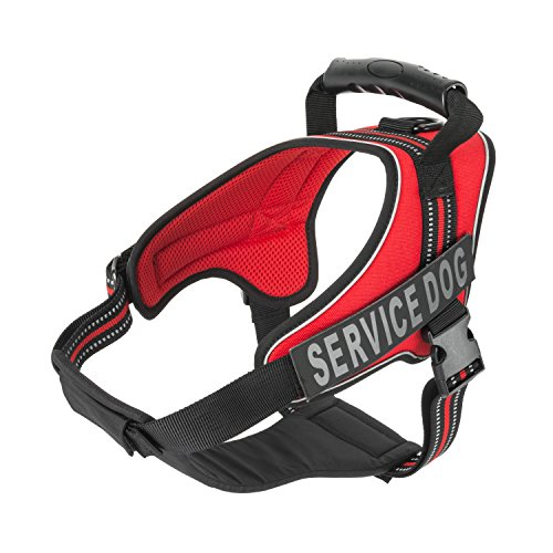 Service Dog Vest Harness